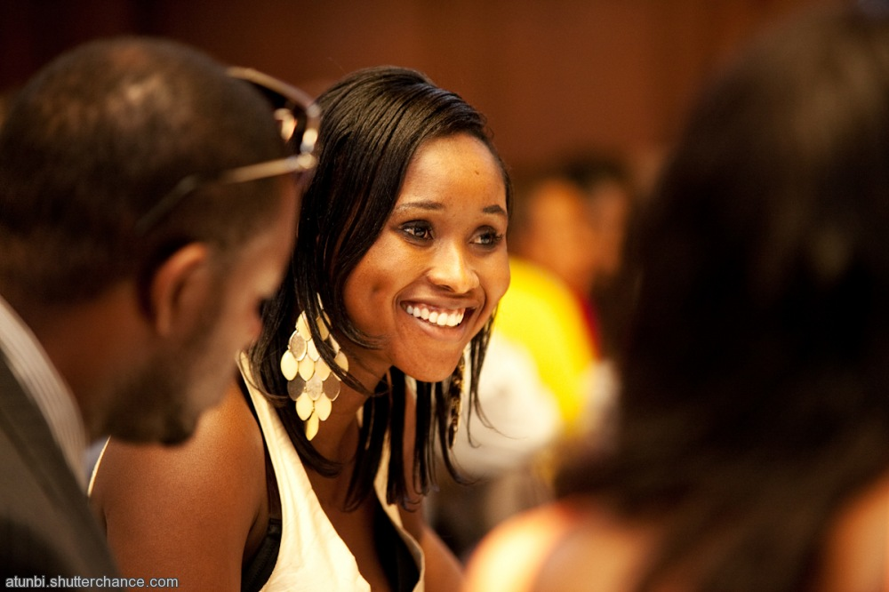 photoblog image Ghanian Weddings | A beautiful Smile
