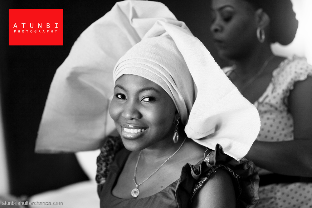 photoblog image Gele | The Atunbi Experience