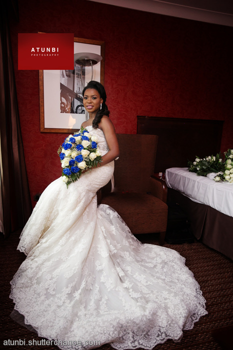 photoblog image Tamara - Nigerian Wedding in Scotland.