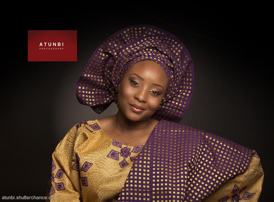 photoblog image Traditional Yoruba Wedding