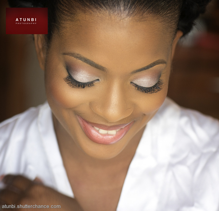 photoblog image Mercy - Top Nigerian Wedding Photographers